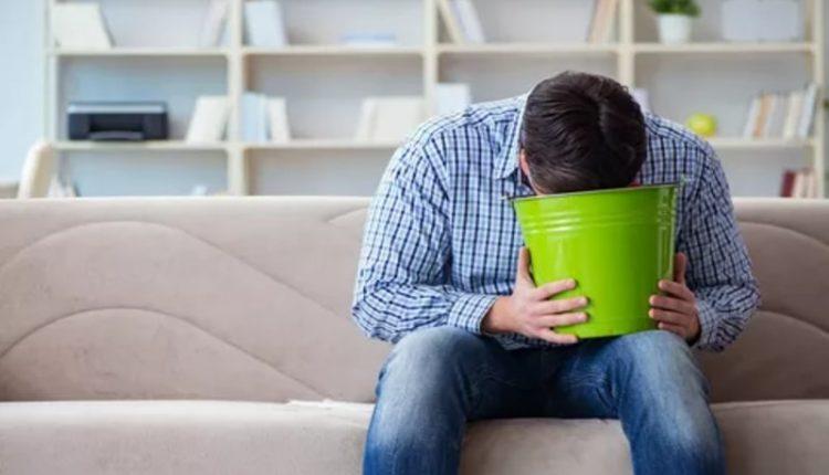 علاج الغثيان والتقيؤ مع الزنجبيل