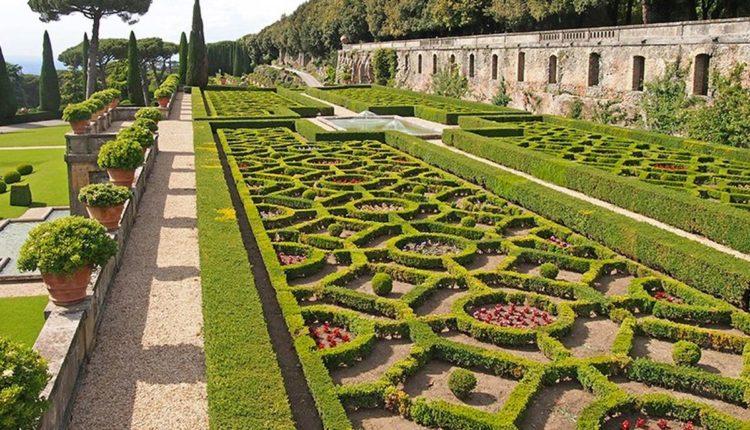 حديقة الفاتيكان