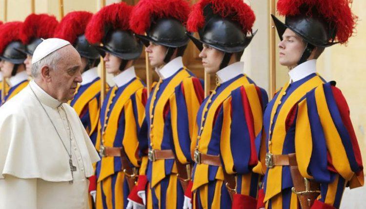 الحرس السويسري