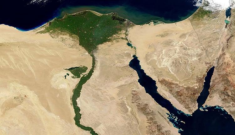 خريطة الموقع الجغرافي